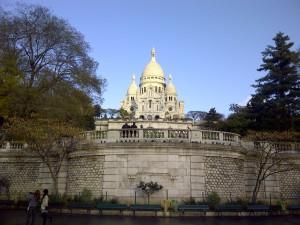 Paris-sacre coeur