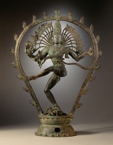 Shiva danseaza, calcand pest EGO