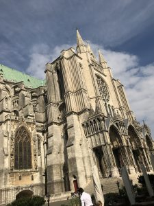 catedrala notre dame chartres